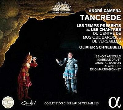 【輸入盤】Tancrede: Schneebeli / Les Temps Presents & Les Chantres Arnould Druet Santon画像