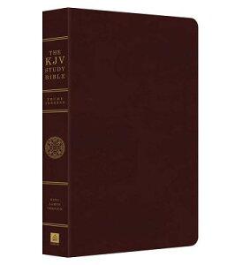 Study Bible-KJV B-KJ-BAR RED RL NX (King James Bible) [ Barbour Publishing ]