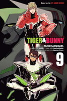 Tiger & Bunny, Vol. 9, Volume 9