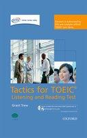 Tactics for TOEIC(R) Listening and Reading Test: Pack画像
