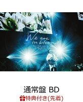 """【先着特典】Live Tour 2021 """"We are in bloom!"""" at Tokyo Garden Theater(通常盤 BD)【Blu-ray】(斉藤壮馬オリジナルブロマイド)"""