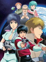 赤い光弾ジリオン Blu-ray BOX【Blu-ray】