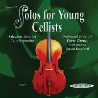 【輸入楽譜】若いチェロ奏者のためのソロ曲集 第7巻/Arr. & Ed. Cheney: 参考演奏CD