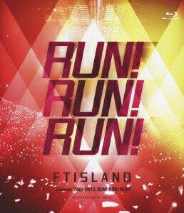 FTISLAND Summer Tour 2012 RUN!RUN!RUN! @SAITAMA SUPER ARENA【Blu-ray】画像