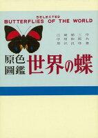 【バーゲン本】原色圖鑑世界の蝶 復刻版