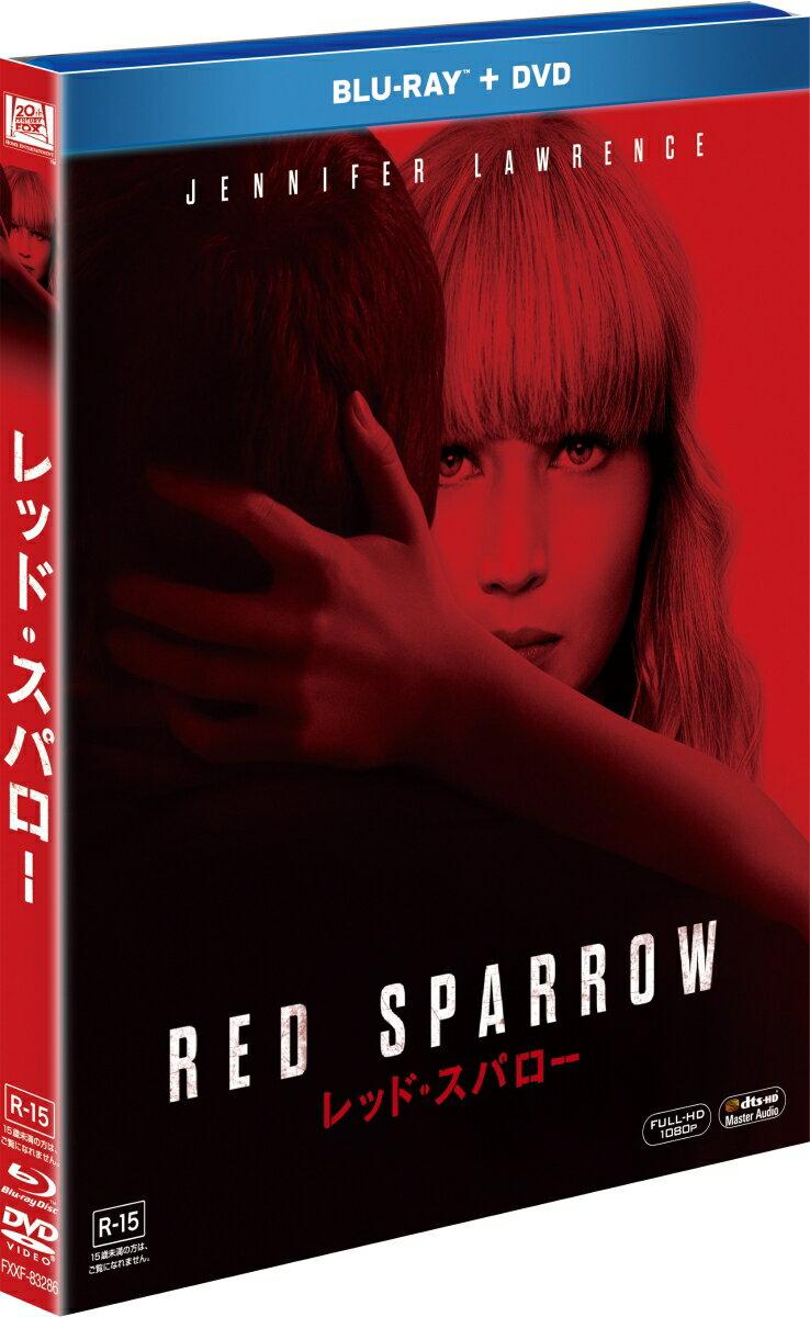 レッド・スパロー 2枚組ブルーレイ&DVD【Blu-ray】