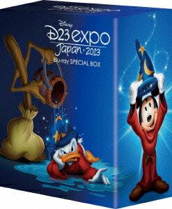 【送料無料】D23 Expo Japan 開催記念 ディズニー ブルーレイ・スペシャルBOX【Blu-ray】 [ ア...