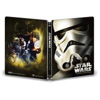 スター・ウォーズ エピソード5/帝国の逆襲(数量限定生産)【Blu-ray】