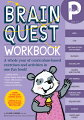 "Jam-packed with hundreds of curriculum-based activities, exercises and games in every subject, Brain Quest Pre-K Workbook"" ""reinforces what kids are learning in the classroom. The workbook's lively layout and easy-to-follow explanations make learning fun, interactive, and concrete. Plus it's written to help parents follow and explain key concepts. Includes ABCs, 123s, tracing letters, mazes, shapes, colors, beginning sounds, sorting and matching, ""what's wrong with this picture"" games, and much, much more."