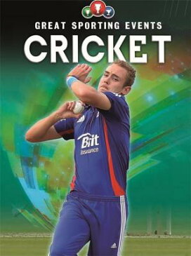 Great Sporting Events: Cricket GRT SPORTING EVENTS CRICKET (Great Sporting Events) [ Clive Gifford ]