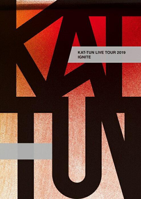KAT-TUN LIVE TOUR 2019 IGNITE(DVD 通常盤)