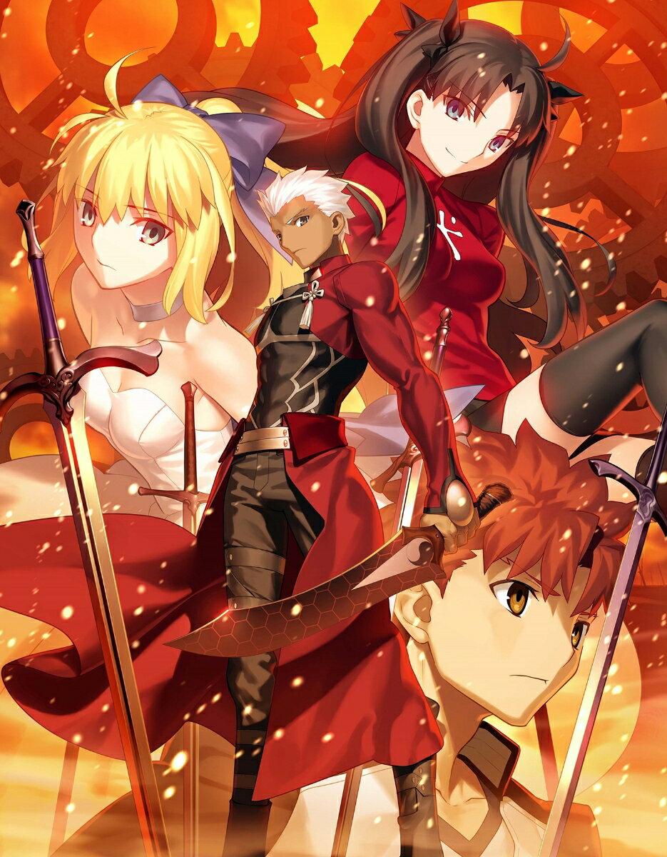 Fate/stay night[Unlimited Blade Works]Blu-ray Disc Box Standard Edition【Blu-ray】