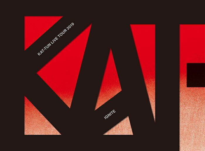 KAT-TUN LIVE TOUR 2019 IGNITE(Blu-ray 初回限定盤)【Blu-ray】
