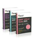 GMAT Official Guide 2021 Bundle, Books + Online Question Bank GMAT OFF GD 2021 BUNDLE BK-3CY [ Gmac (Graduate Management Admission Coun ]