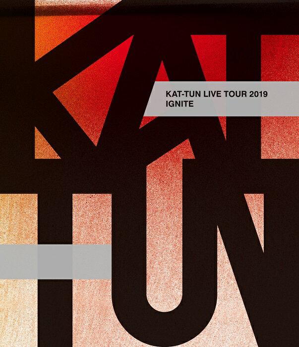 KAT-TUN LIVE TOUR 2019 IGNITE(Blu-ray 通常盤)【Blu-ray】