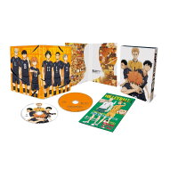 ハイキュー!!セカンドシーズン Vol.5 DVD 初回生産限定版