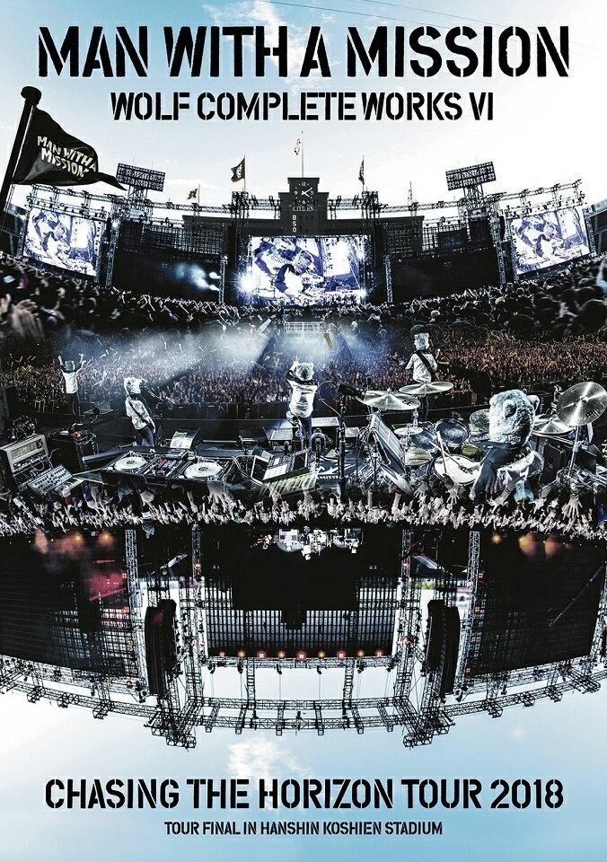 Wolf Complete Works VI 〜Chasing the Horizon Tour 2018 Tour Final in Hanshin Koshien Stadium〜画像