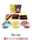 【楽天ブックス限定】『プロメア』(完全生産限定版)(ぬいぐるみキーホルダーセット+ポストカードセット+缶バッヂセット付き)【Blu-ray】 [ 松山ケンイチ ]・・・