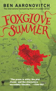 Foxglove Summer FOXGLOVE SUMMER (Rivers of London) [ Ben Aaronovitch ]