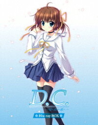 D.C.〜ダ・カーポ〜 Blu-rayBOX