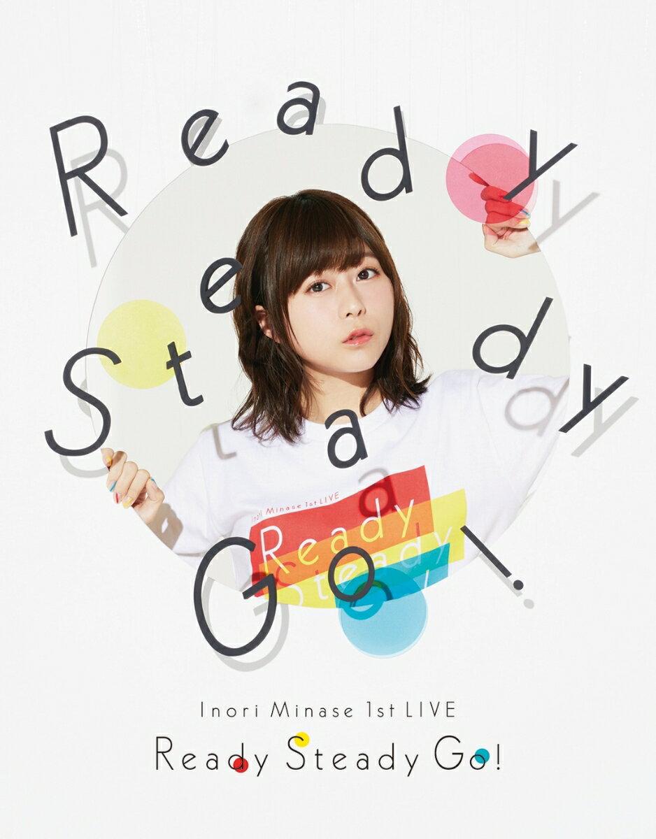 アニメ, キッズアニメ Inori Minase 1st LIVE Ready Steady Go!Blu-ray