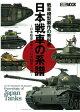 日本戦車の系譜 戦車模型製作の教科書 (ホビージャパンmook)