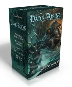 The Dark Is Rising Sequence: Over Sea, Under Stone/The Dark Is Rising/Greenwitch/The Grey King/Silve BOXED-DARK IS RISING SEQUEN 5V (Dark Is Rising Sequence) [ Susan Cooper ]