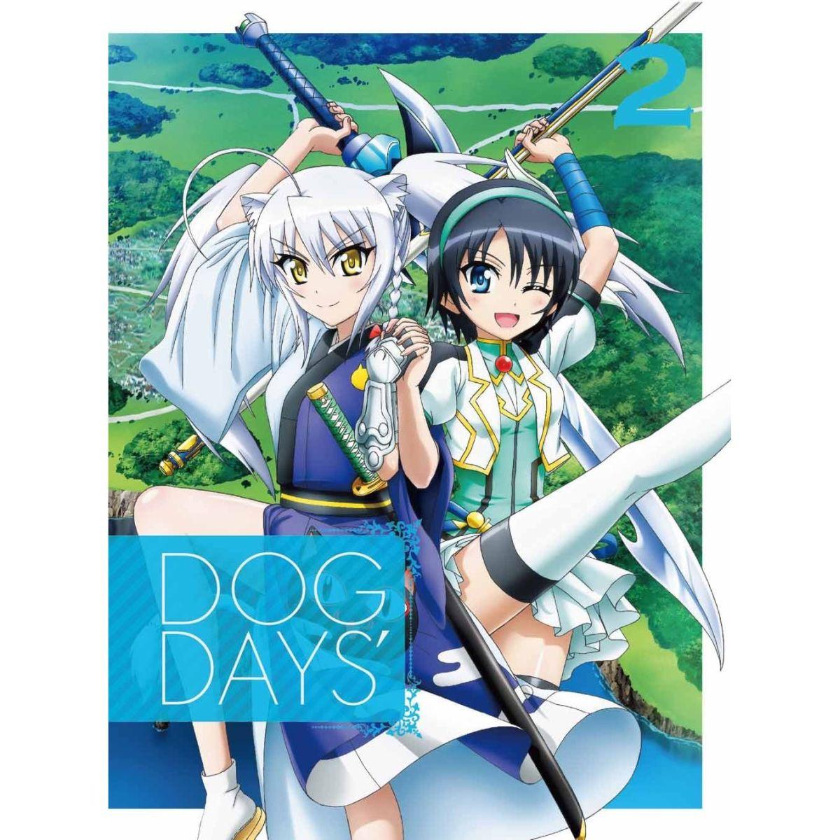 DOG DAYS´ 2【Blu-ray】画像
