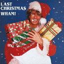 カラオケで人気のクリスマスソング 「ワム!」の「ラスト・クリスマス」を収録したCDのジャケット写真。