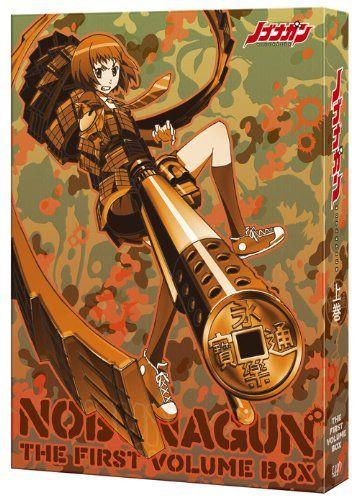 ノブナガン DVD-BOX -上巻ー画像