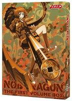 ノブナガン DVD-BOX -上巻ー