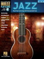 【輸入楽譜】ウクレレ・プレイ・アロング 第38巻: ジャズ: オーディオ・オンライン・アクセスコード付