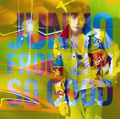【楽天ブックスならいつでも送料無料】SO GOOD (初回限定盤B) [ JUNHO(From 2PM) ]