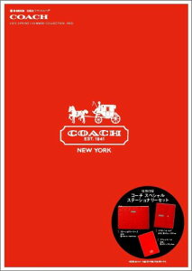 【送料無料】COACH 2013 SPRING/SUMMER COLLECTION -RED-