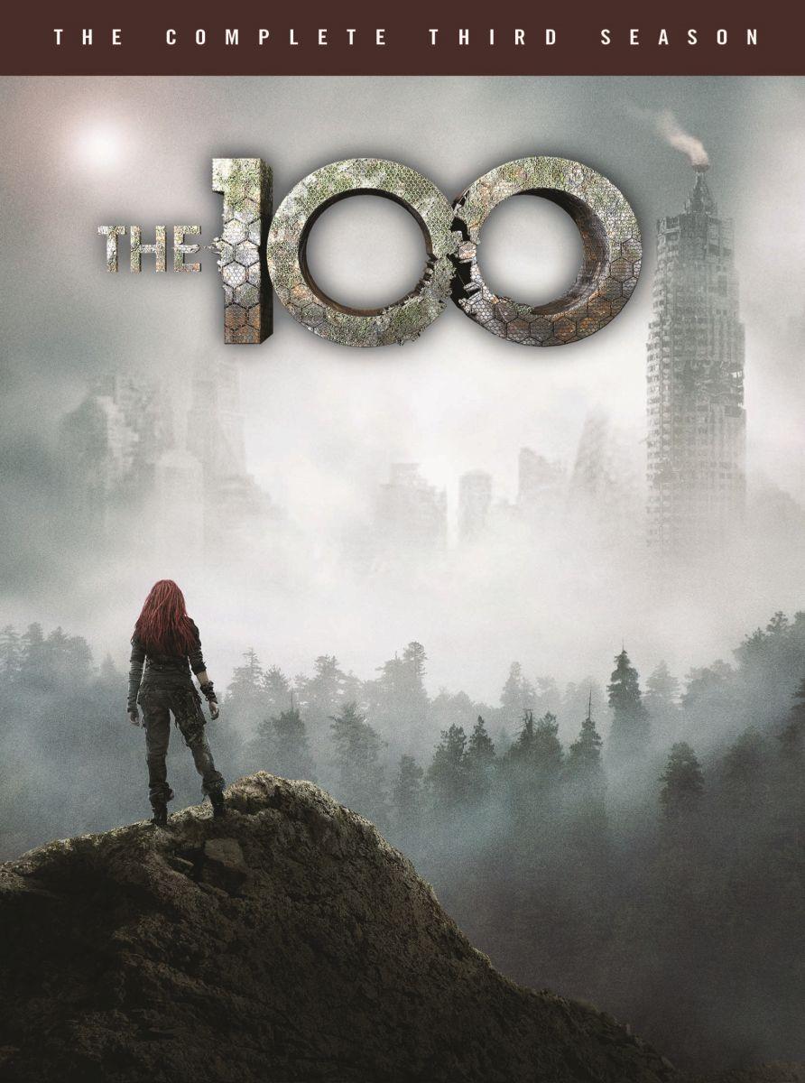 THE 100/ ハンドレッド <サード・シーズン> コンプリート・ボックス(8枚組)