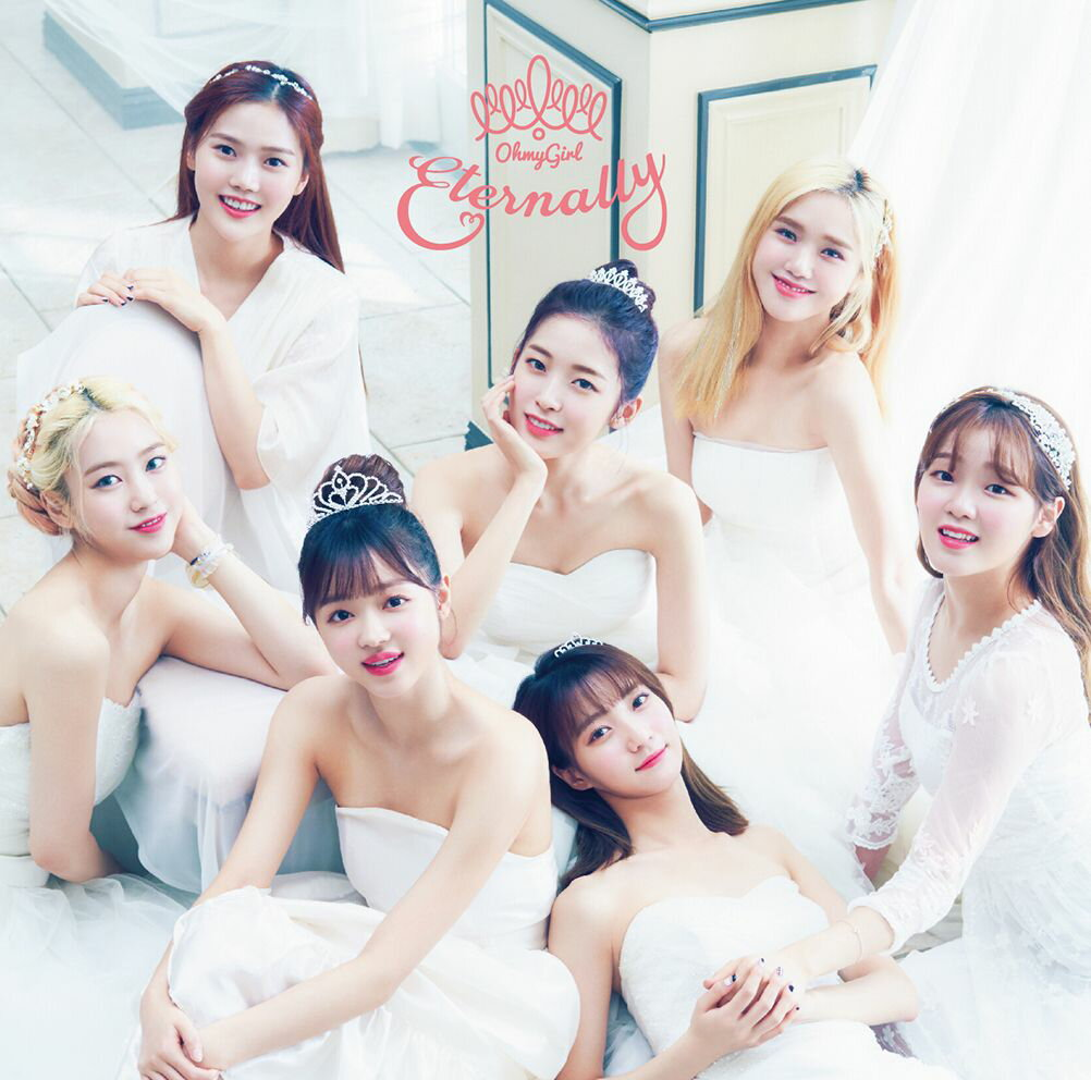 韓国(K-POP)・アジア, その他 OH MY GIRL JAPAN 3rd ALBUM Eternally (A CDDVD) OH MY GIRL