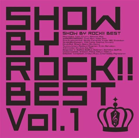 CD, ゲームミュージック SHOW BY ROCKBEST Vol1 (CDDVD) ()