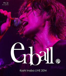 【楽天ブックスならいつでも送料無料】Koshi Inaba LIVE 2014 〜en-ball〜 【Blu-ray】 [ 稲葉...