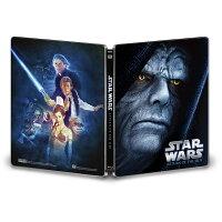 スター・ウォーズ エピソード6/ジェダイの帰還(数量限定生産)【Blu-ray】
