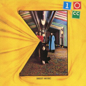 【送料無料】Sheet Music [ 10CC ]