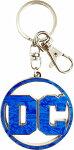 DCコミックス/ DC ロゴ メタルキーホルダー IKE141