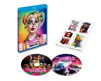 ハーレイ・クインの華麗なる覚醒 BIRDS OF PREY ブルーレイ&DVDセット【Blu-ray】