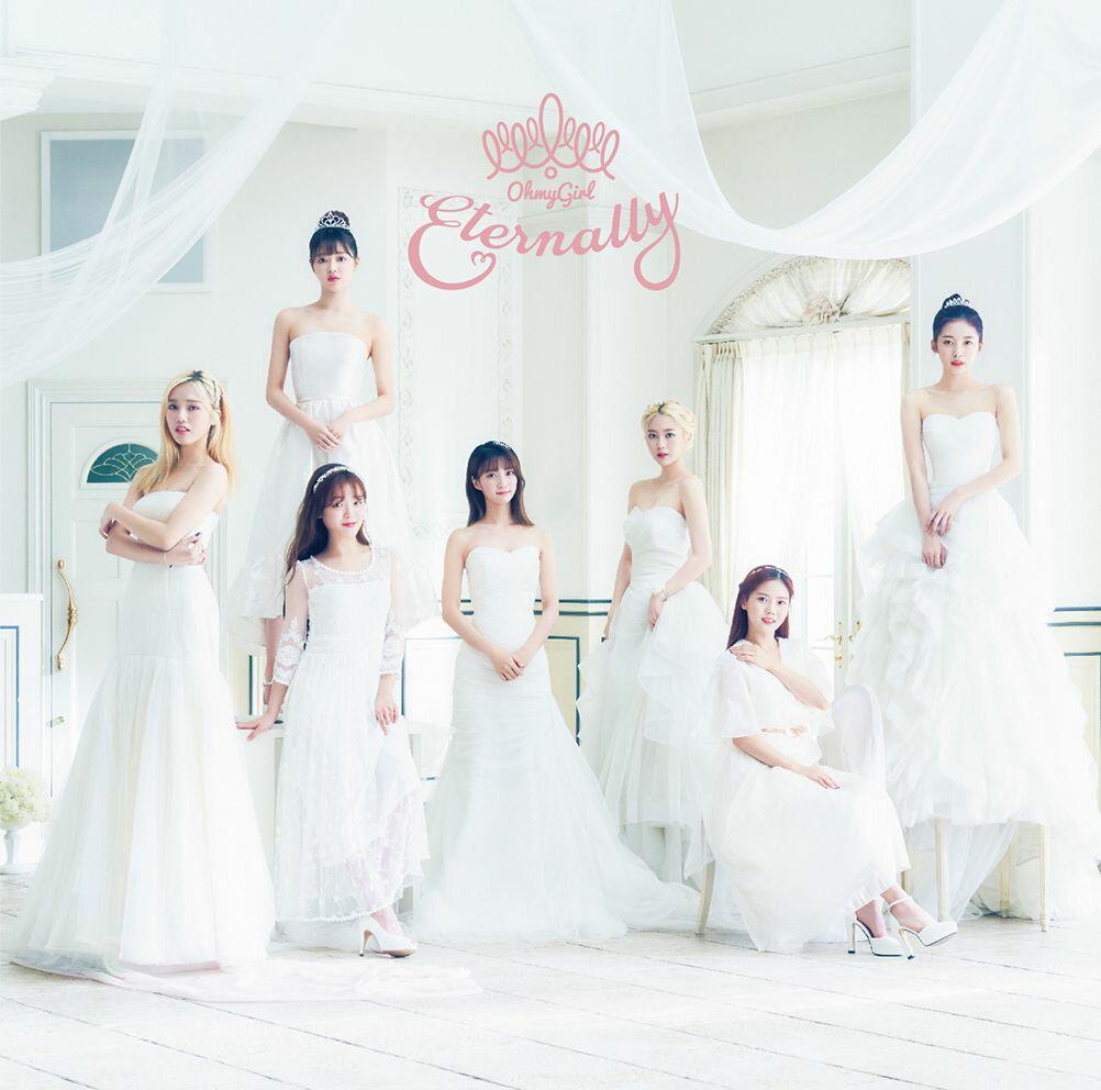 韓国(K-POP)・アジア, その他 OH MY GIRL JAPAN 3rd ALBUM Eternally OH MY GIRL