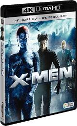 X-MEN <4K ULTRA HD+2Dブルーレイ/3枚組>【4K ULTRA HD】