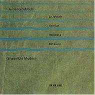 【輸入盤】La Jalousie, Red Run, Herakles 2, Befreiung: Ensemble Modern, C.anders(Narr画像