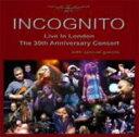 【楽天ブックスならいつでも送料無料】【輸入盤】Live In London: The 30th Anniversary Concer...