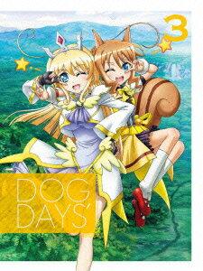 DOG DAYS´ 3 【完全生産限定版】【Blu-ray】画像