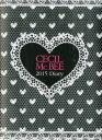 CECIL McBEE手帳 2015