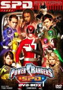 <span>ポイント5倍</span>POWER RANGERS S.P.D. DVD-BOX 1