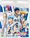 【楽天ブックスならいつでも送料無料】黒子のバスケ 3rd season 6 【Blu-ray】 [ 小野賢章 ]